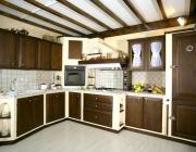 Cucine country in muratura