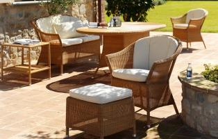Poltrone e divani giardino country