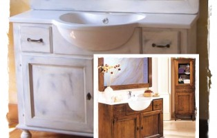 Lavabo bagno country