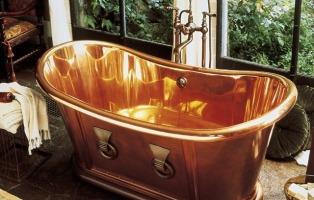 Vasche da bagno country