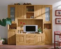 Arredamento country mobili oggettistica cucine idee d for Soggiorno country